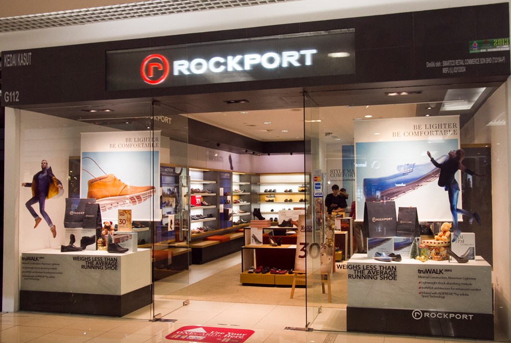 Rockport Outlet Store in Wembley | London Designer Outlet
